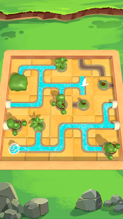 Water Connect Puzzle PC