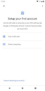 Google OTP PC