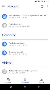 Google Classroom PC