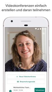 Google Meet PC