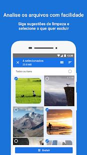 Files do Google: libere espaço no seu celular para PC