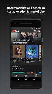 YouTube Music - Stream Songs & Music Videos PC