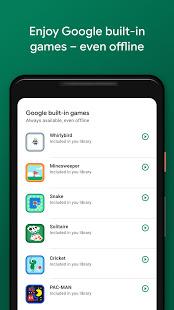 Google Play Trò chơi PC