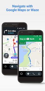 Android Auto - 호환되는 차량 및 헤드유닛용 PC
