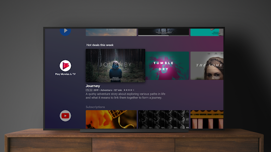 Android TV Core Services PC