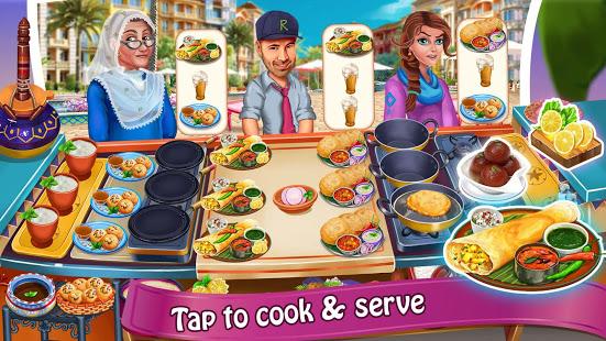 Cooking with Nasreen الحاسوب