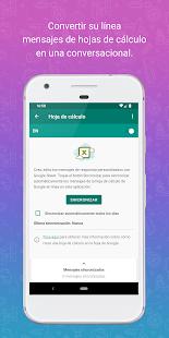 WhatsAuto - Aplicación de respuestas automáticas PC