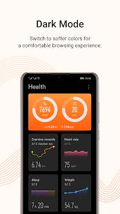Huawei Health PC