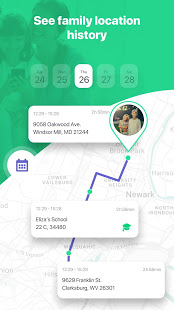 Hulahoop: Family Location Finder PC