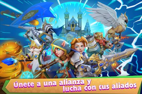 Castle Clash: Escuadrón Audaz PC