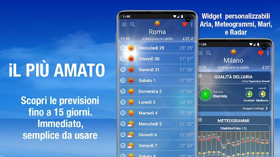 METEO - Previsioni by iLMeteo PC
