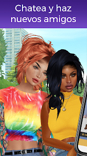 IMVU app social con avatar 3D PC