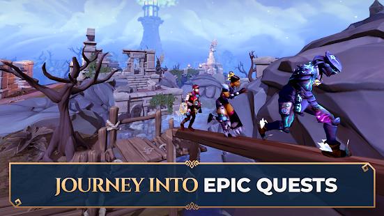 RuneScape - Open World Fantasy MMORPG电脑版