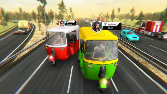 Modern Tuk Tuk Auto Rickshaw: Free Driving Games PC