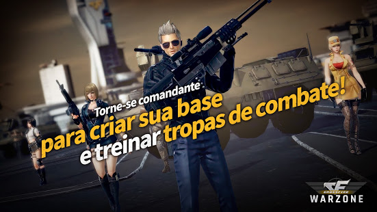CrossFire: Warzone - Strategy War Game para PC