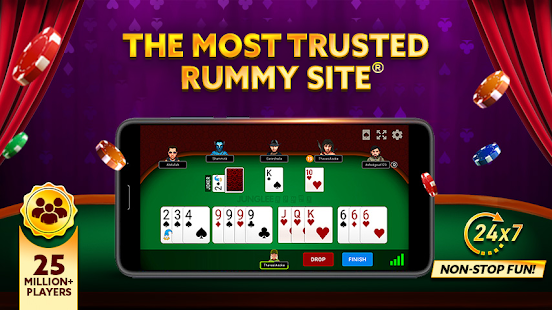 Indian Rummy Card Game: Play Online @ JungleeRummy PC