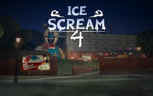 Ice Scream 4: Rod's Factory الحاسوب