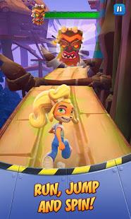 Crash Bandicoot: On the Run! PC