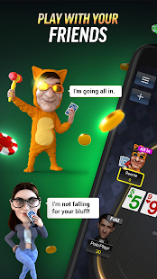 PokerBROS: Play Texas Holdem Online with Friends PC