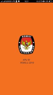 KPU RI PEMILU 2019 PC