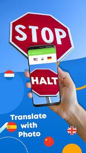 Translate: Camera Translator, Learn Language PC