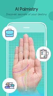 Life Palmistry - AI Palm &  Gender & Prediction PC