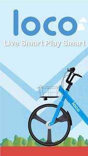 Loco樂區 - 單車、玩樂、購物、的士電腦版