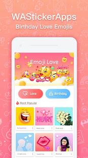 Love Roses Stickers For WhatsApp - Kiss GIF PC