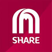 SHARE Rewards الحاسوب
