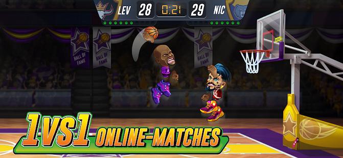 Basketball Arena PC