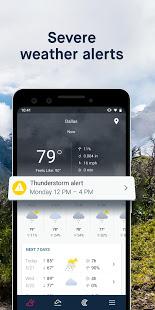 WeatherPro: Forecast, Radar & Widgets PC