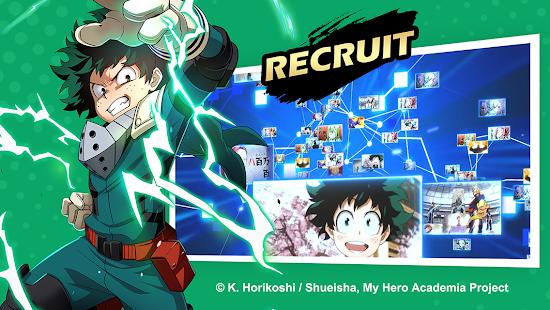 My Hero Academia: The Strongest Hero PC