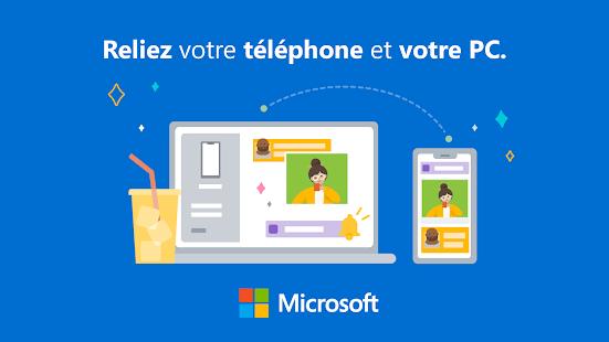 Assistant Votre téléphone - Lien avec Windows PC