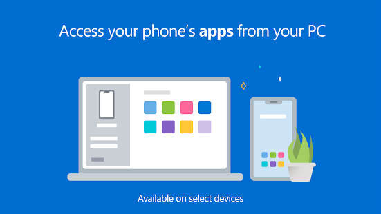 Your Phone Companion - Link to Windows PC