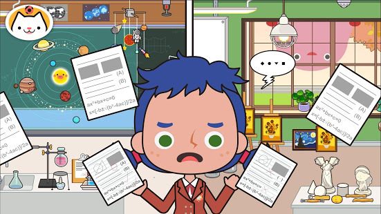 Miga Town: My School PC