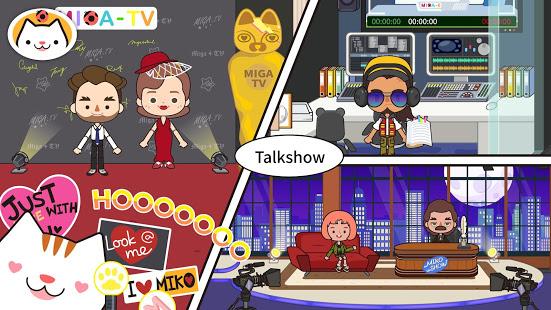 Miga Kota:Acara TV PC