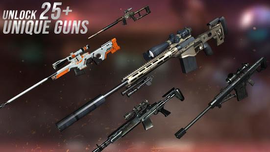SWAT Sniper 3D 2019: Free Shooting Game PC