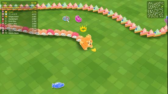 Sweet Crossing: Snake.io PC