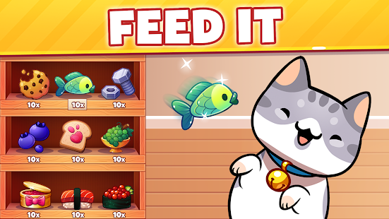 Cat Game - The Cats Collector! PC