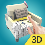 Color World 3D - Paint By Number PC