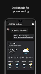 MAIC Assistant: Your smart digital assistant PC