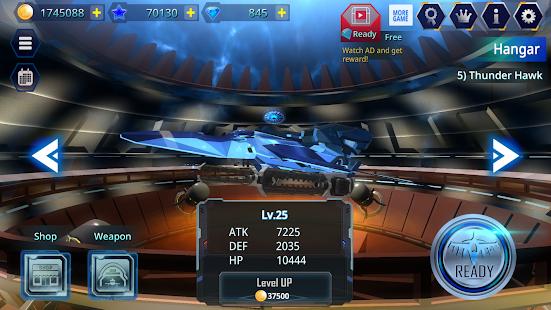 Galaxy Airforce War ПК
