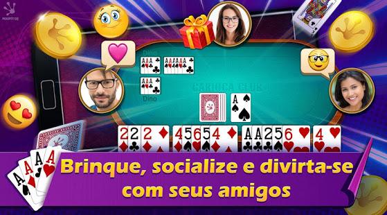 Carioca Club: Um jogo de cartas latino-americano para PC