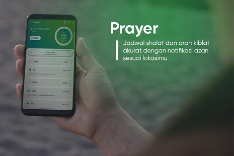 umma - #1 Aplikasi Muslim untuk Ramadhan PC