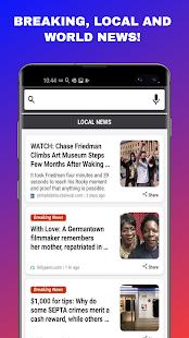 News Home - Full Screen News Widget and Launcher PC