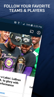 NBA: Live Games & Scores电脑版
