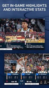 NBA: Live Games & Scores PC