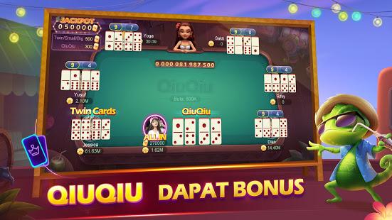 Higgs Domino Island-Gaple QiuQiu Poker Game Online电脑版