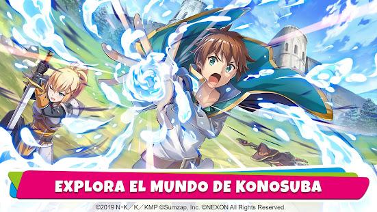 KonoSuba: Días fantásticos PC