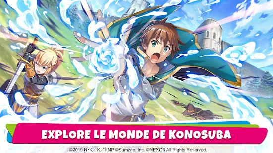 KonoSuba: Jours Fantastiques PC